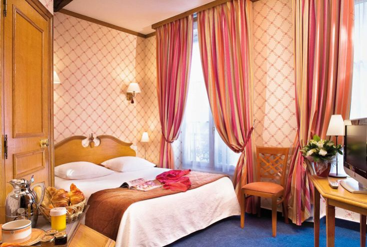 Early Booking Offer Offers De Fleurie Charming Hotel Paris 6